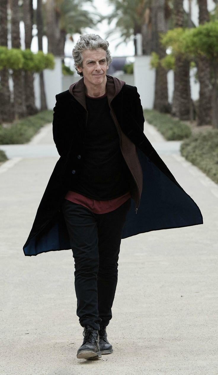 The Twelfth Doctor (Peter Capaldi)