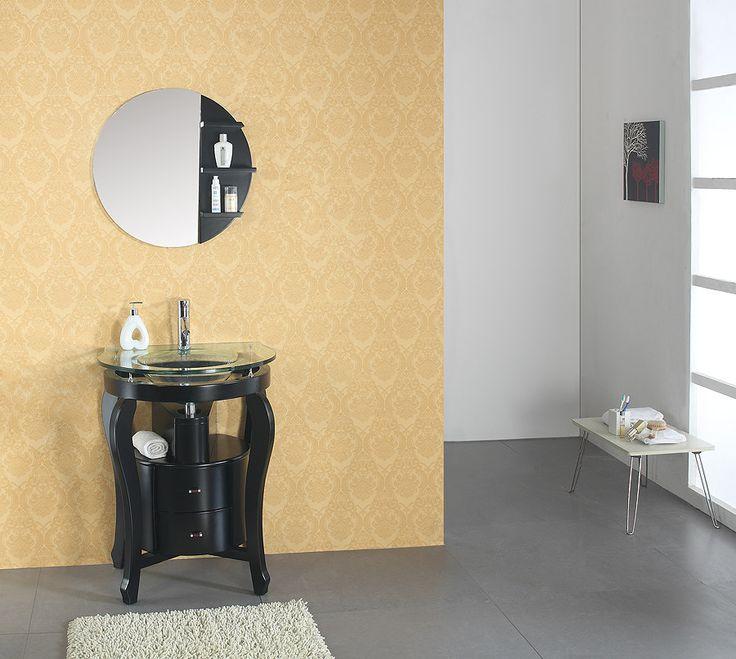 Photo Gallery For Photographers Ronde Modern Bathroom Vanity MS by Virtu USA
