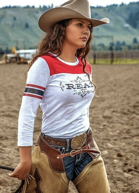 Erotic Equestrian Cowgirls
