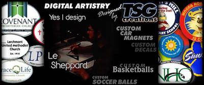 For the best in Custom #Car #Magnets, #Window #Decals, #Clings, #CustomBalls (#Soccer #Basketballs), and the best in designed #impact at a complete #value,  call TODAY at http://www.TSGcreations.com & the REAL #tsgsports at http://www.TSGsports.com for #carmagnets & more