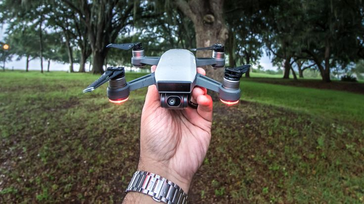 DJI Spark Review - Small Drone with Big Potential | HuffPost