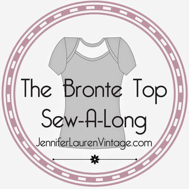 Bronte Top Sew-a-Long