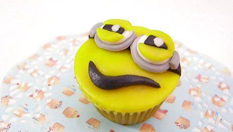 Les enfants raffolent de Moi, moche et méchant. Ils raffolent aussi de cupcakes.  Découvrez une recette qui séduira à coup vos enfants.