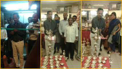 """""""Festival of Lamps"""" exhibition inaugurated at Poompuhar Sales Showroom in Erode. Inauguration done by District collector Dr. S Prabhakar, IAS."""