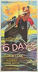 Corinne Griffith and Frank Mayo in Six Days (1923)…