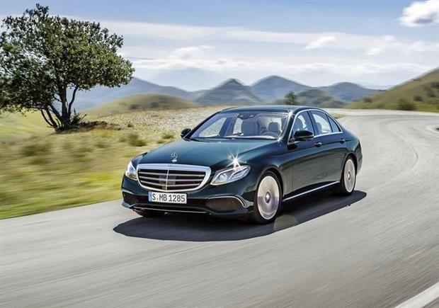 Mercedes Classe E : l'hybride rechargeable pour 2017