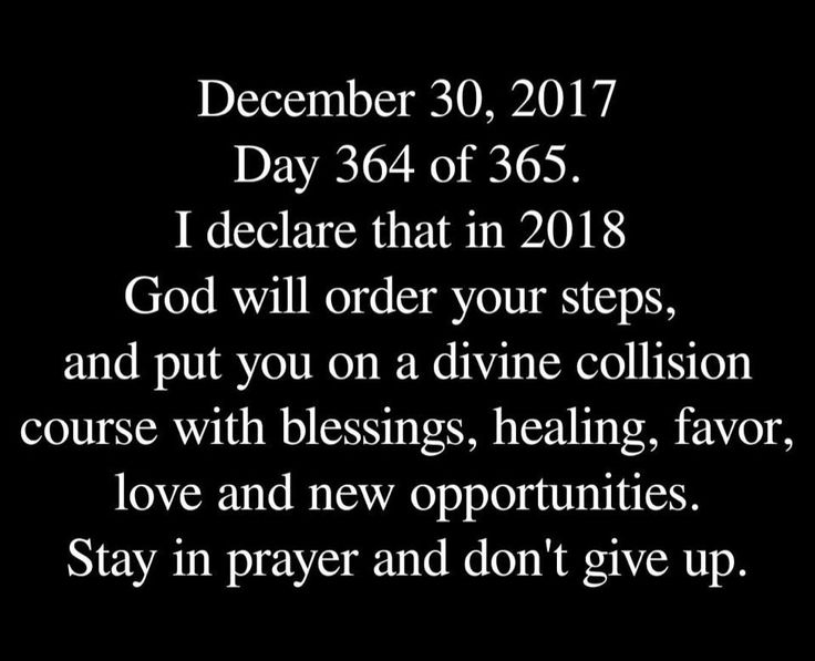 God will order your Steps. Amen...Mildred Williams...