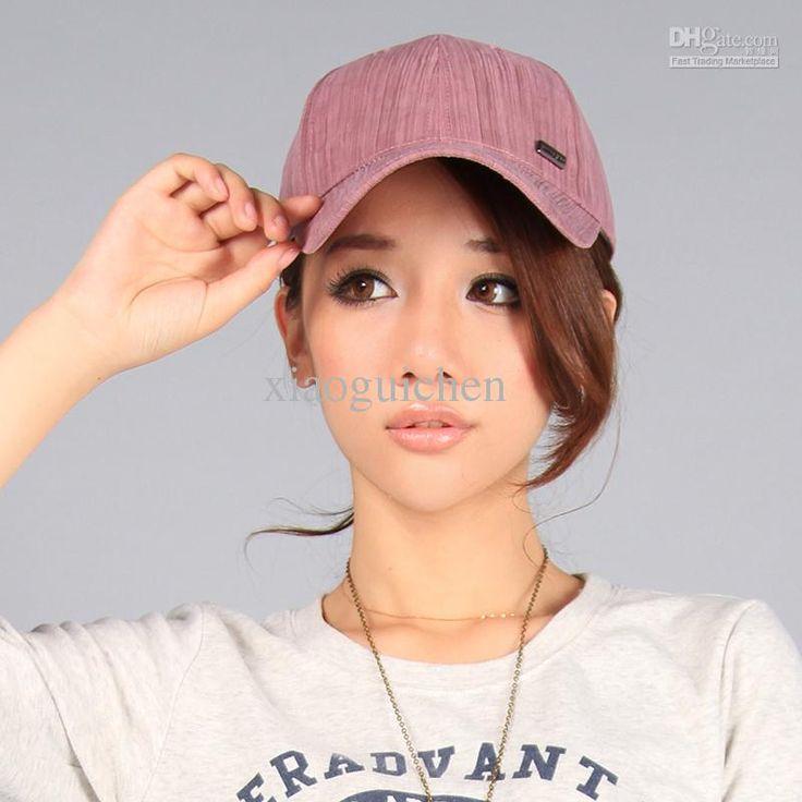 Wholesale Baseball Cap - Buy Sa Summer Fashion Male Women's Baseball Cap Casual Cap Summer Hat, $37.53 | DHgate