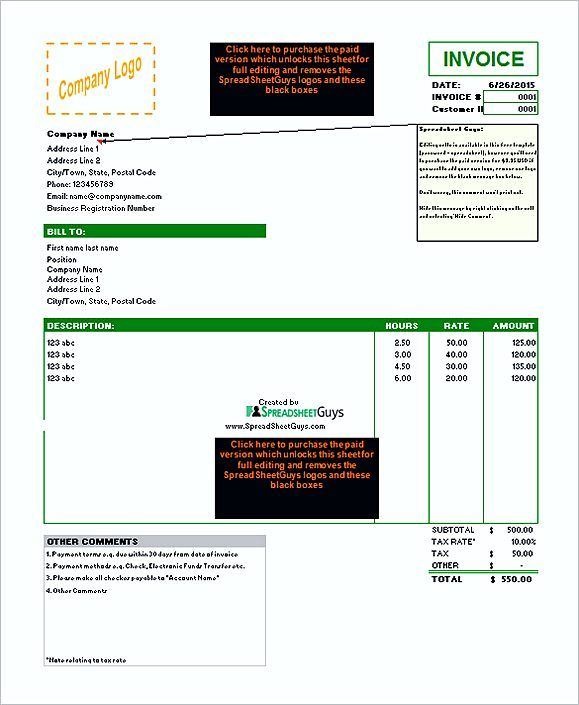Best 25+ Invoice template word ideas on Pinterest Microsoft word - customer invoice template excel