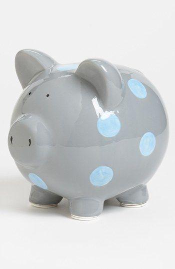 Elegant Baby 'Classic' Ceramic Piggy Bank | Nordstrom