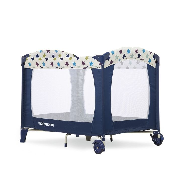 Love this travel cot even though some may say its more suited to a boy. Mothercare Classic Travel Cot - Starlight