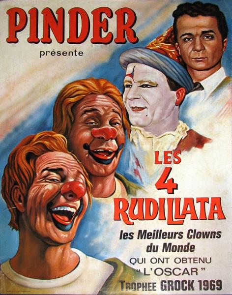 Pinder clowns