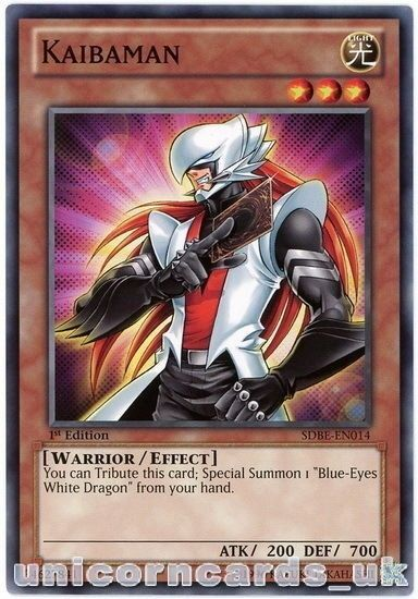 SDBE-EN014 Kaibaman 1st Edition Mint YuGiOh Card | Collectables, Collectible Card Games, Yu-Gi-Oh! Trading Card Game | eBay!