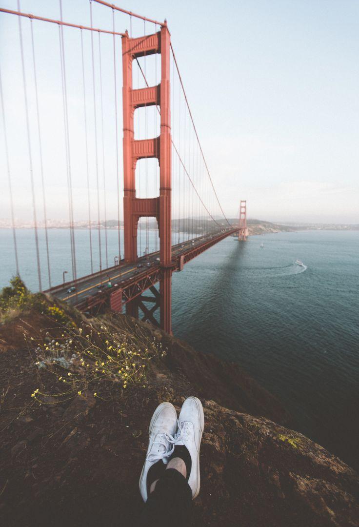 Chillin at the park #sanfrancisco #sf #bayarea #alwayssf #goldengatebridge #goldengate #alcatraz #california