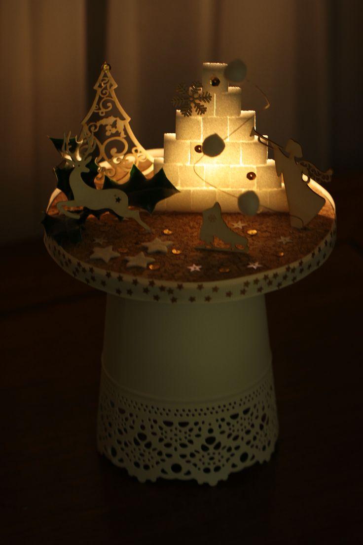 Christmas decor by Niki Garabics