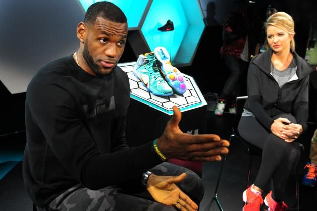 STEPH To The Beat : Did LeBron James Have His Hairline Fixed?