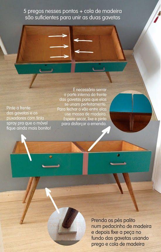 Ideias simples e fáceis de copiar para sua casa