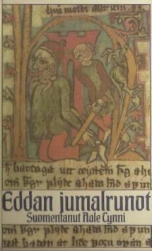 Edda | Kirjasampo.fi - kirjallisuuden kotisivu