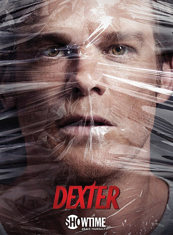 """Showtime's official poster for the final season of """"Dexter""""."""