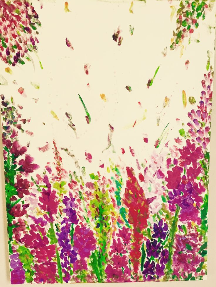 Flowering of the heart by Shashi 65x90 on sale