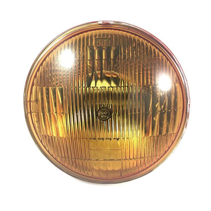 ge 35w 13v par46 amber colored light bulb - Colored Light Bulbs