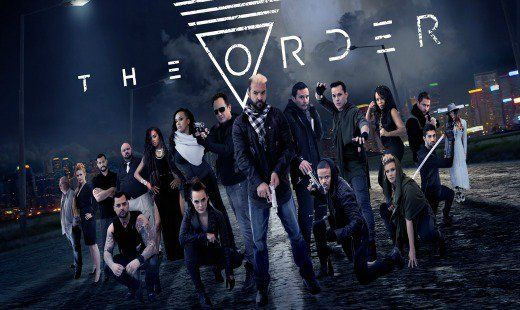 A Conversation with Karan Ashley about The Order