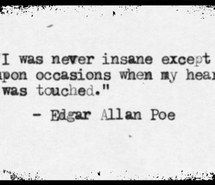 -Edgar Allan Poe Quotation-