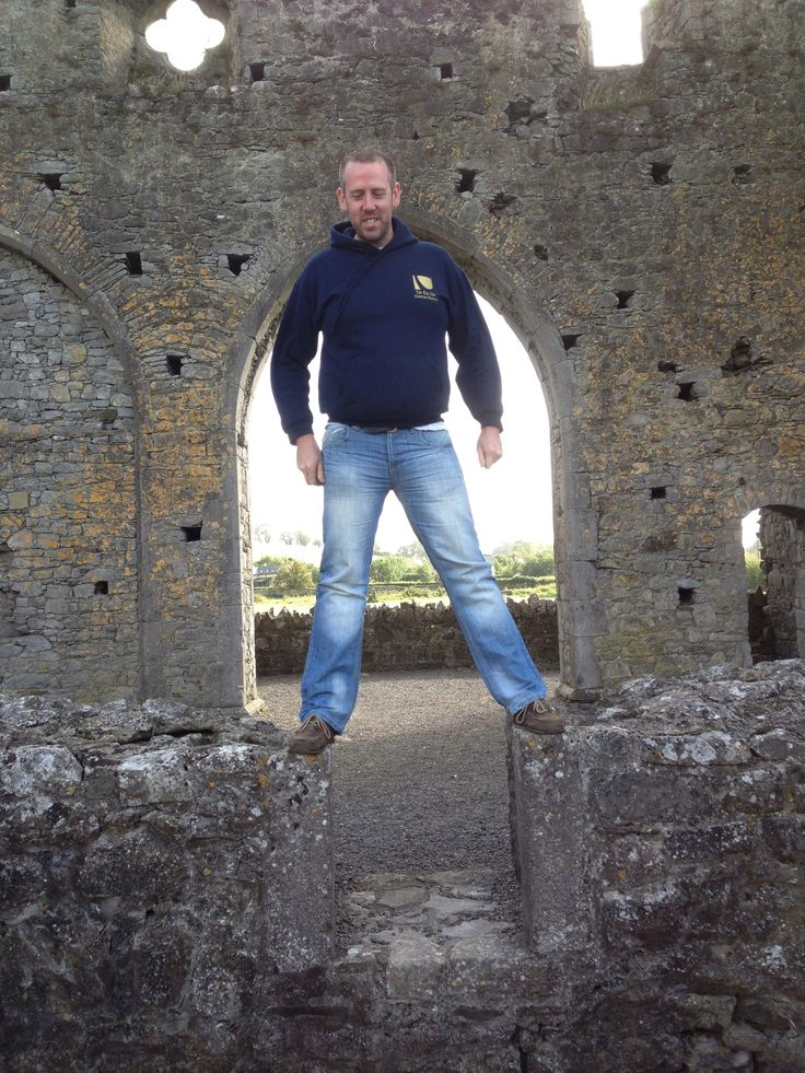 Perfect place for him, Hore Abbey
