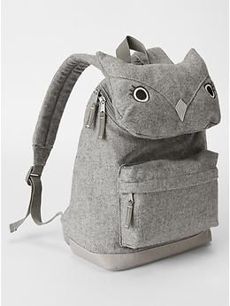 Owl backpack | Gap