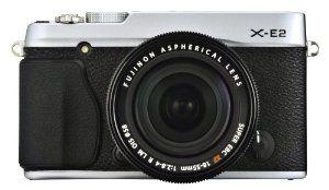 Fujifilm X-E2 16.3 MP Compact System Digital Camera with 3.0-Inch LCD and 18-55mm Lens (Silver) #fujifilm #camera #compactsystem #compactcamera