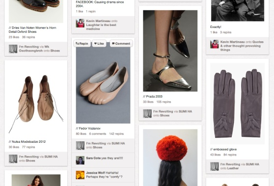 Pinfluencer: Pinterest better than Facebook for followers, impressions,andsales