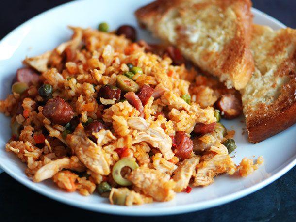Nicaraguan Arroz con Pollo from Serious Eats (http://punchfork.com/recipe/Nicaraguan-Arroz-con-Pollo-Serious-Eats)