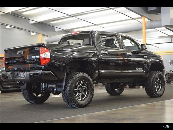 2016 lifted toyota trd pro truck - Google Search