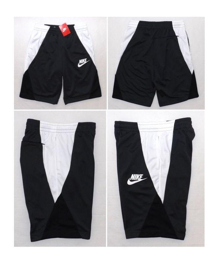 Men's Nike Air 90's Flow Knit Basketball Shorts Size LARGE 639306 060 NWT  #Nike #Shorts