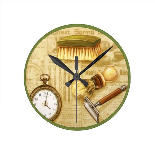 antique razor bathroom wall clock this site is will advise