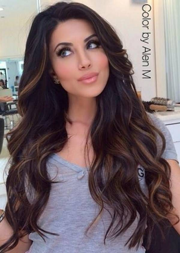 hair color ideas winter 2016 - Google Search