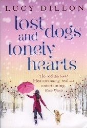 donnabookreviews: Book Review : Lucy Dillon Lost Dogs And Lonely Hearts