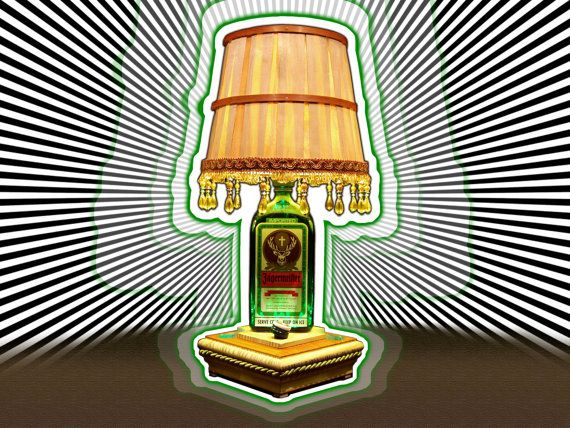 The worlds best Jäger Lamp / handmade all LED / #jagerlamp only $195 from May 10th to Mat 20th! Get your's NOW!!