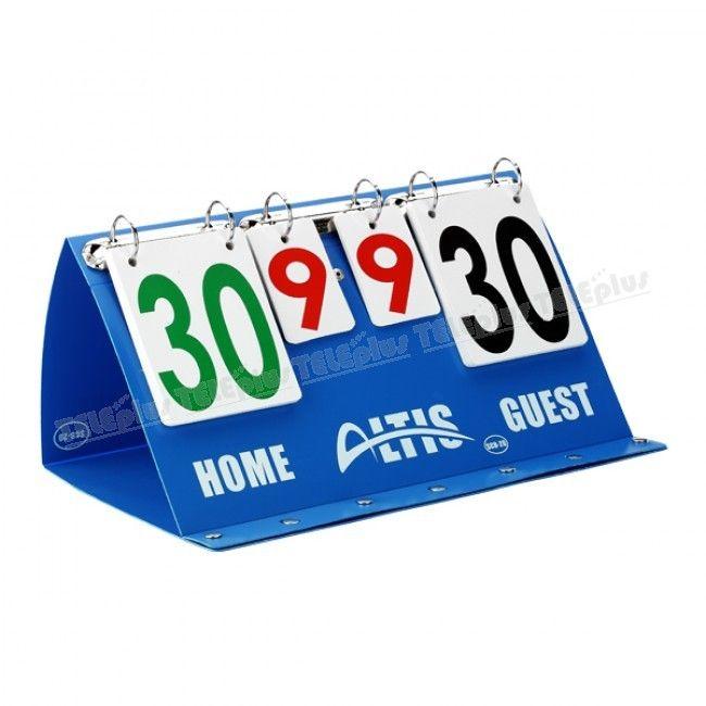 Altis SCB-20 Skor Tabelası Çantalı - Materyali: Vinil  Adet: 1  Sayı aralığı: 0-30  Set sayısı aralığı: 0-9  Kullanım alanları: Masa tenisi, voleybol, plaj voleybolu vb gibi branşlarda masa hakemleri tarafından kullanılır - Price : TL74.00. Buy now at http://www.teleplus.com.tr/index.php/altis-scb-20-skor-tabelasi-cantali.html