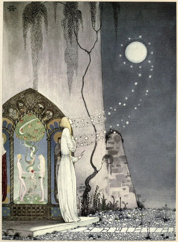 Kay Nielsen's 1914 Illustrations of Scandinavian Fairy Tales.