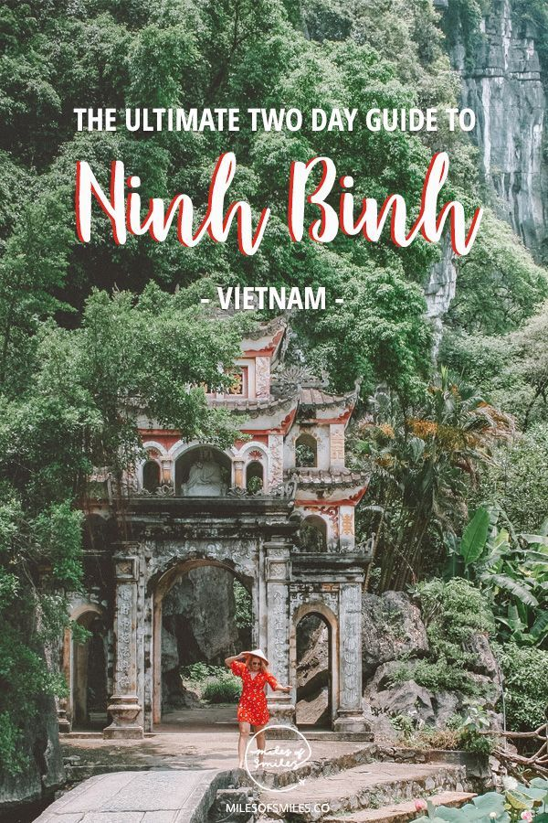 The Ultimate 48 Hour Guide to Ninh Binh, Vietnam