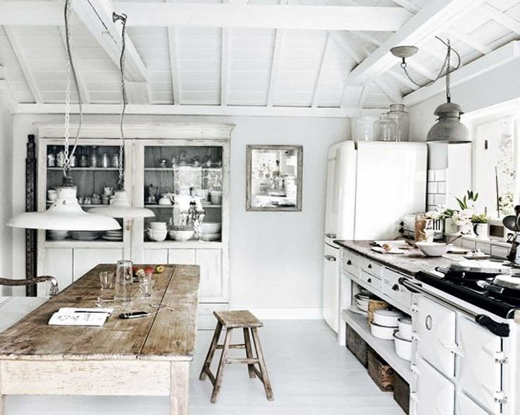 Best + Modern rustic kitchens ideas only on Pinterest  Rustic