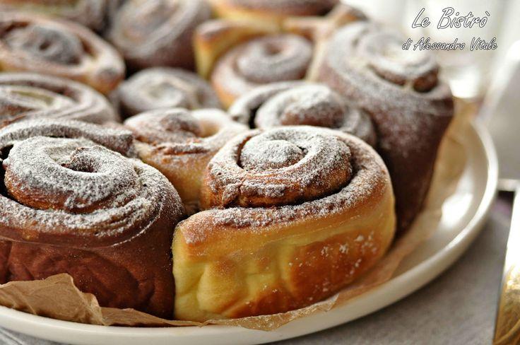 La Torta di rose con nutella e crema è un dolce semplicissimo realizzato con un pan brioche bicolore, farcito con la sempre gradita nutella e delicata crema pasticcera veloce