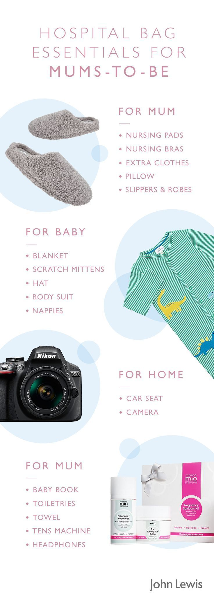 Entdecken Sie mit unserer Liste der …   – Newborn Essentials