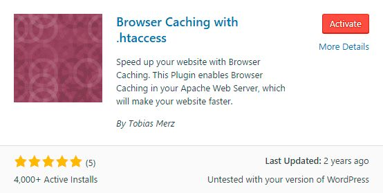 Browser Caching with .htaccess | Leverage Browser Caching WordPress Plugin