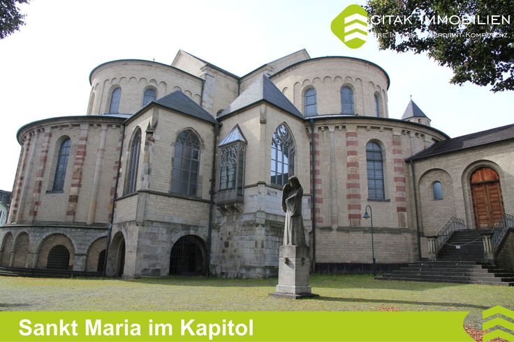 Köln-Altstadt-Süd-Sankt Maria im Kapitol