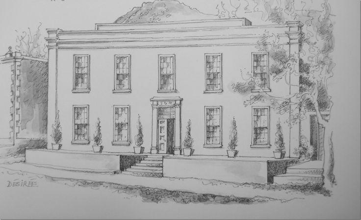 Huis de Villiers - Desiree Picton-Seymour