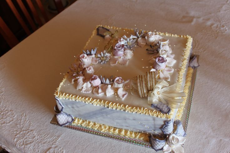 Svadobná - vo fialovom ladení