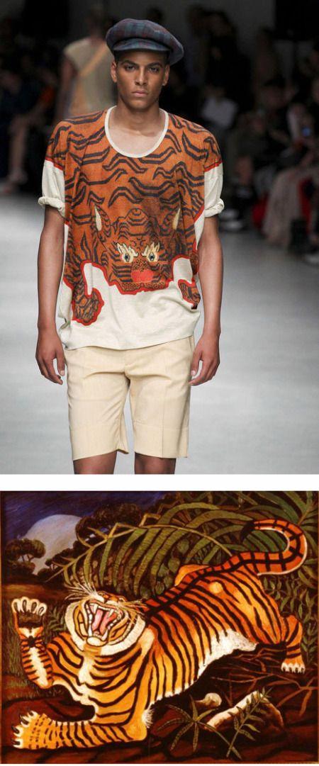 Vivienne Westwood/Antonio Ligabue http://vestitidarte.wordpress.com/2013/06/24/milano-moda-uomo-unottica-diversa/