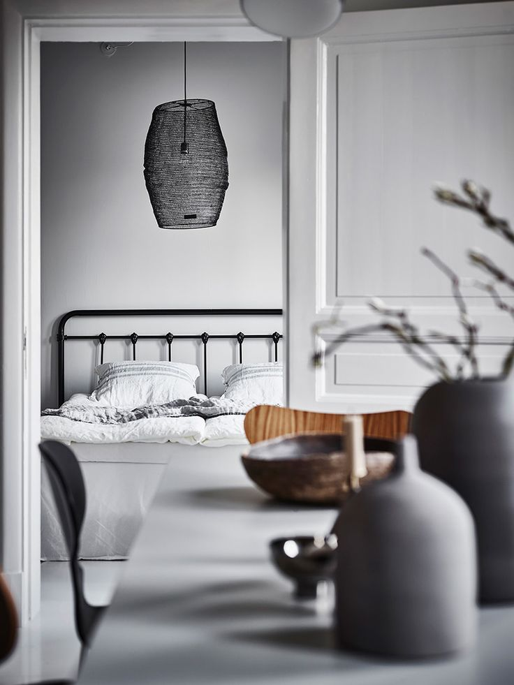 Only Deco Love: Grey Apartment with beautiful details
